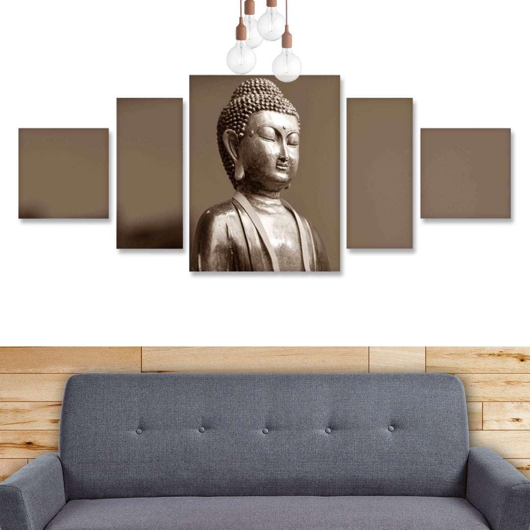 Quadro Buda decorativo