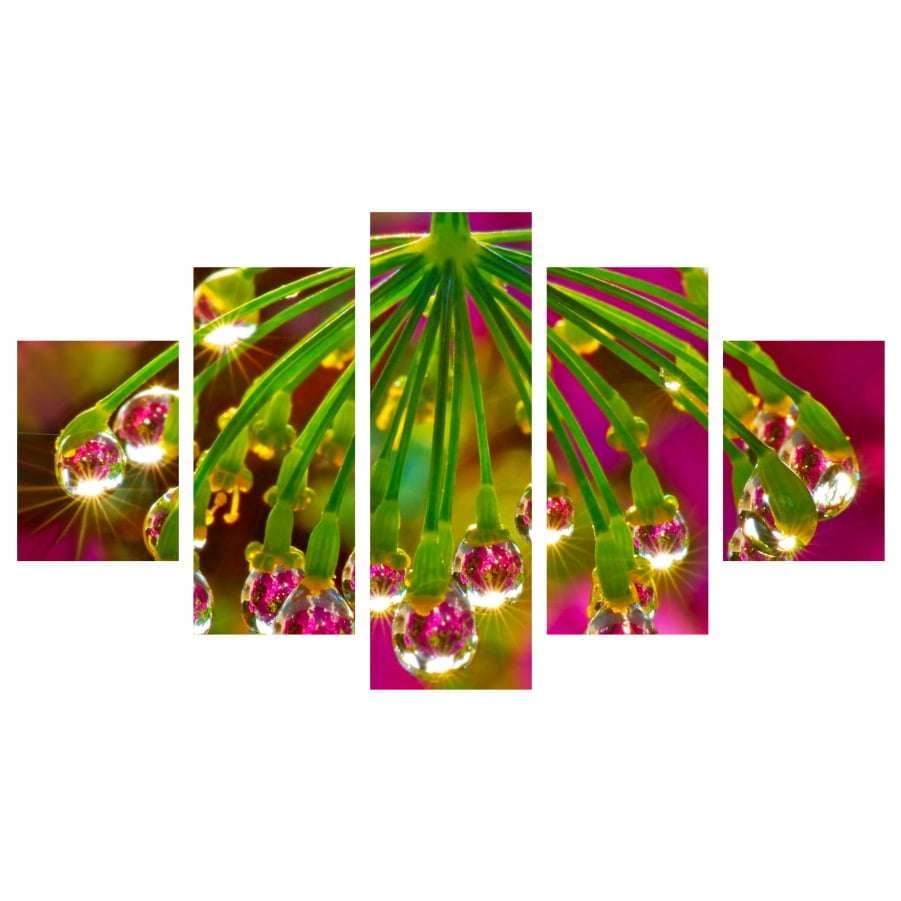 Quadro Decorativo Flores para Interiores