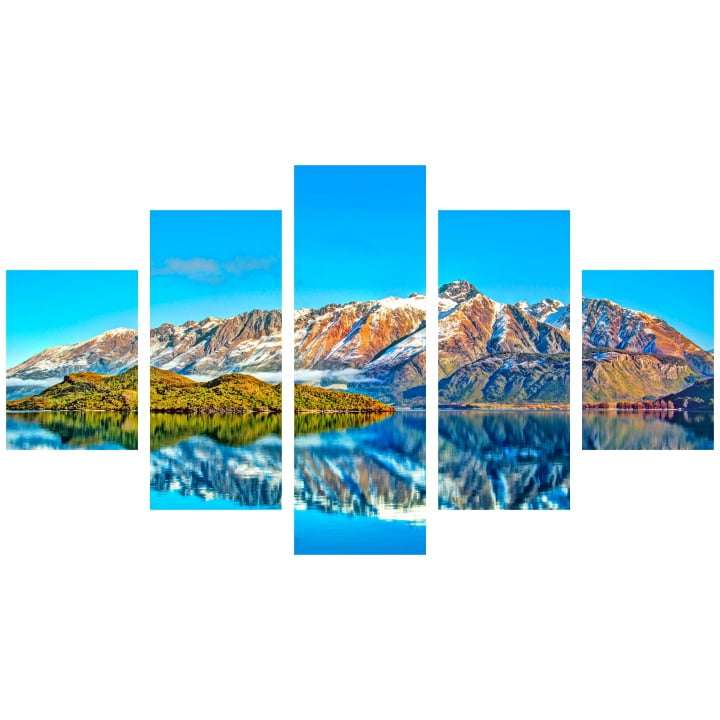 Quadro montanha paisagem decorativa