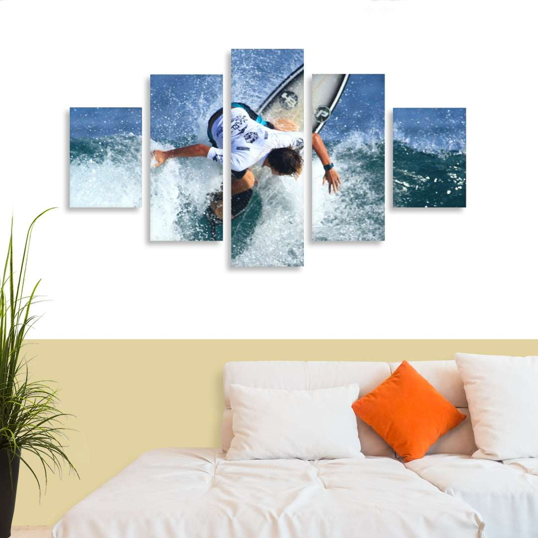 Quadro surf lifestyle decorativo