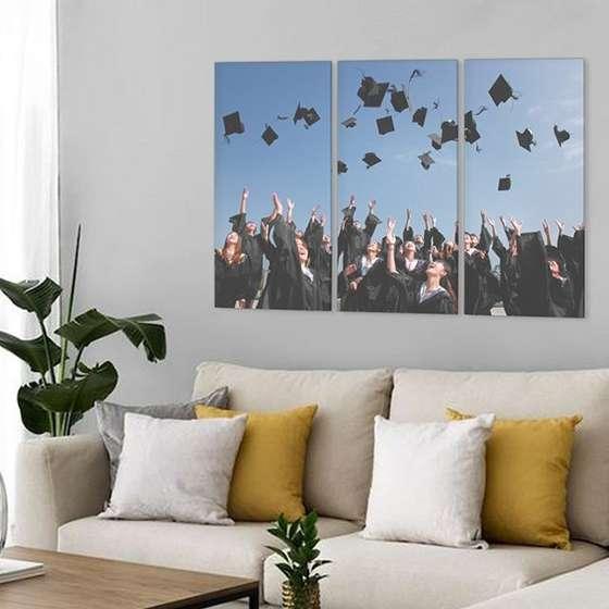 Quadro personalizado formatura decorativo
