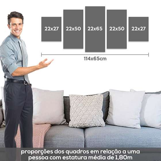 Quadro decorativo vingadores ultimato