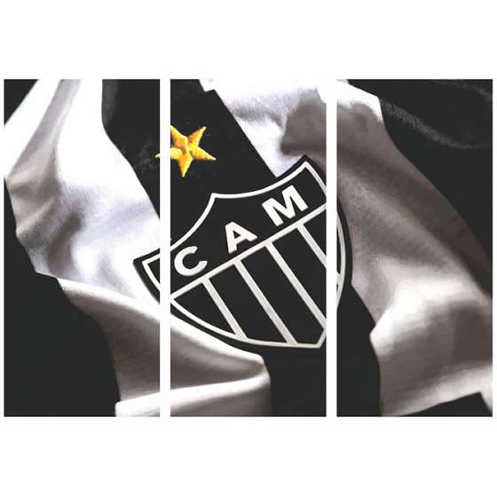 Quadro Clube Atlético Mineiro