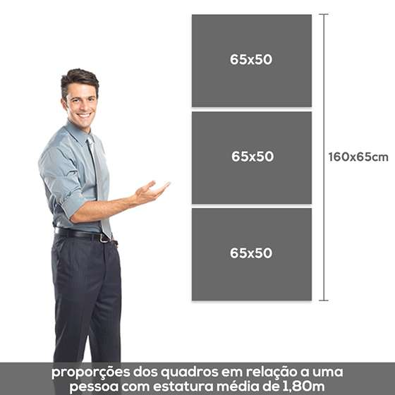 Quadro Fenix negra poster