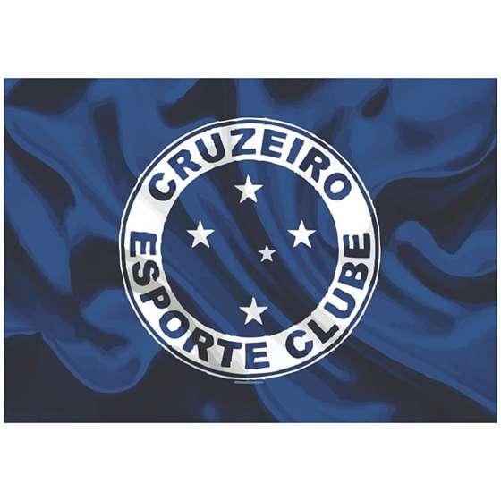 Quadro Cruzeiro Esporte Clube Decorativo