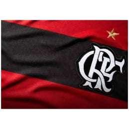 Quadro Para Decoração Interiores Esporte Time Flamengo