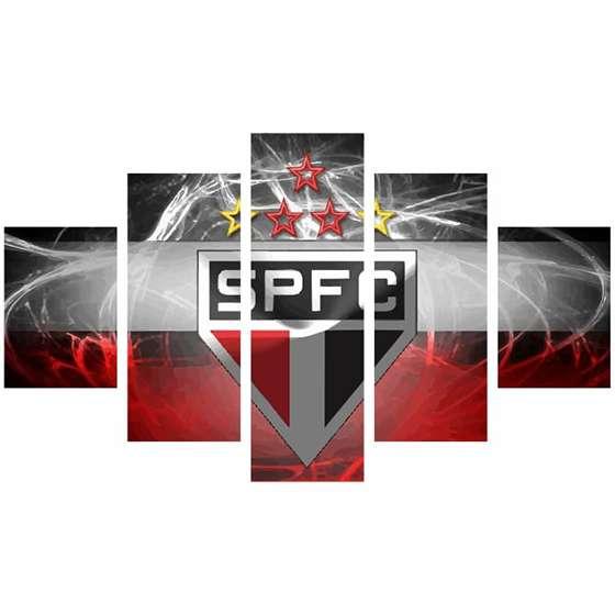 Quadro São Paulo Futebol Clube