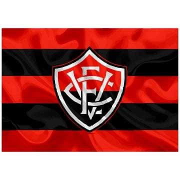 Quadro Time Vitória da Bahia Para Decoração