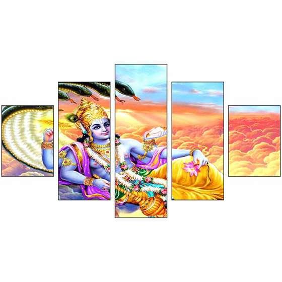 Quadro ganesha religiao hindu decorativo