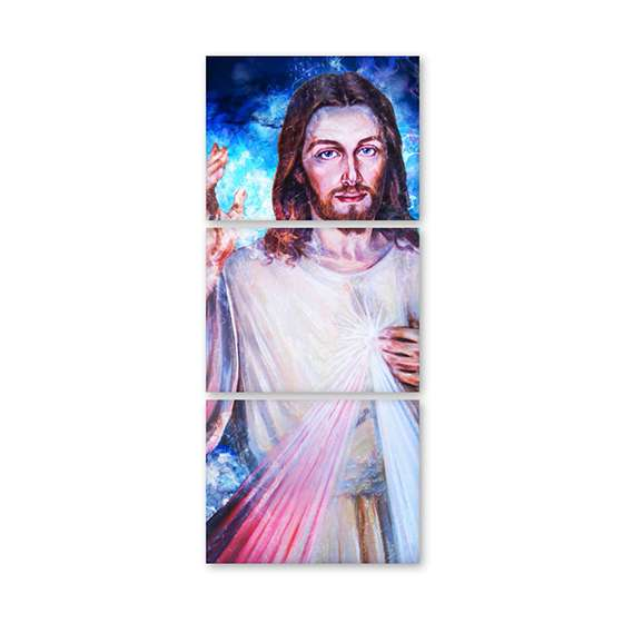 Quadro Religioso Jesus Cristo Para Decorar