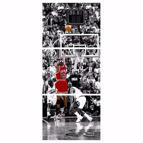 Quadro nba michael jordan para decorar