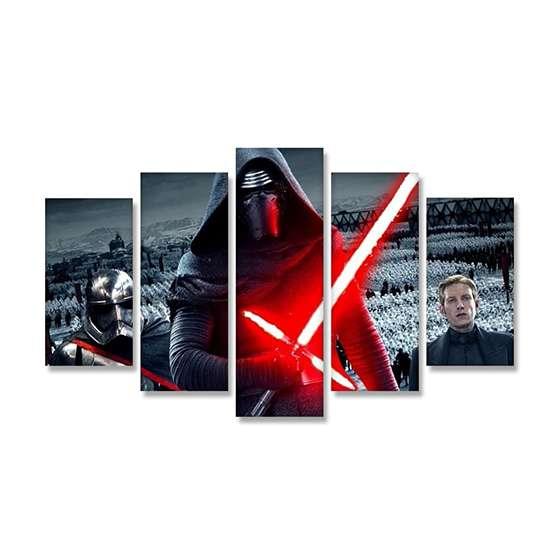 Quadro Star Wars Kylo Ren