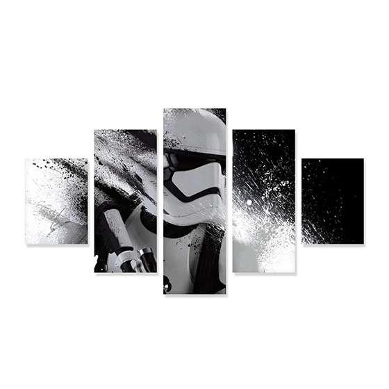 Quadro star wars stormtrooper