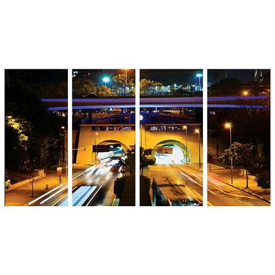 Quadro Mirante 9 de Julho Sao Paulo Decorativo